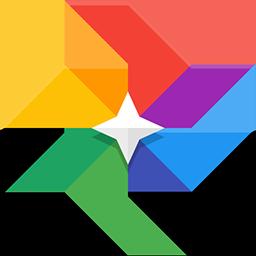 icono de google fotos