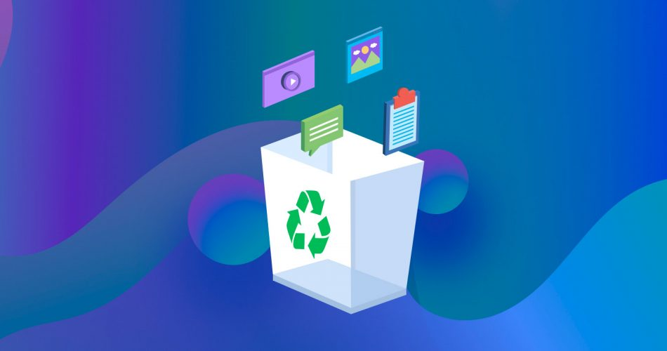 Recover Deleted Files from a Recycle Bin