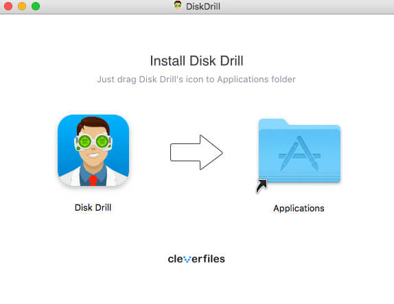 install disk drill 4 for mac
