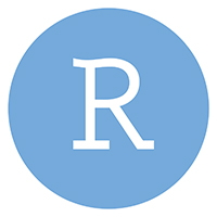 R-Studio logo