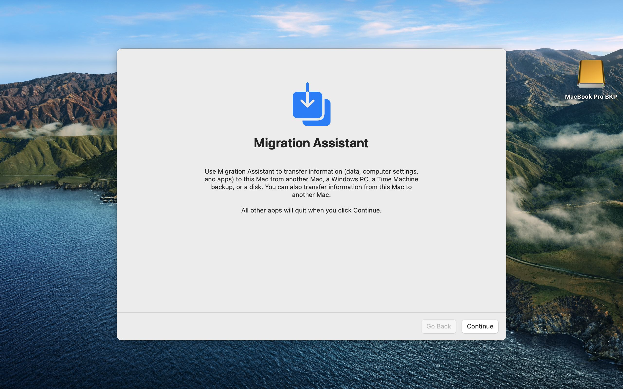 Open Migration Assistant