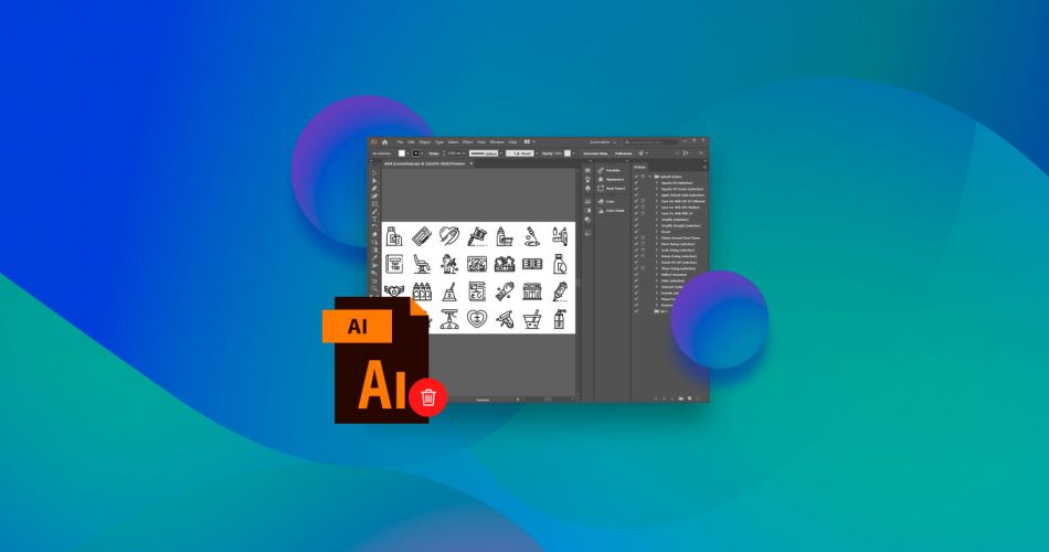 Recover Unsaved or Deleted Illustrator Files