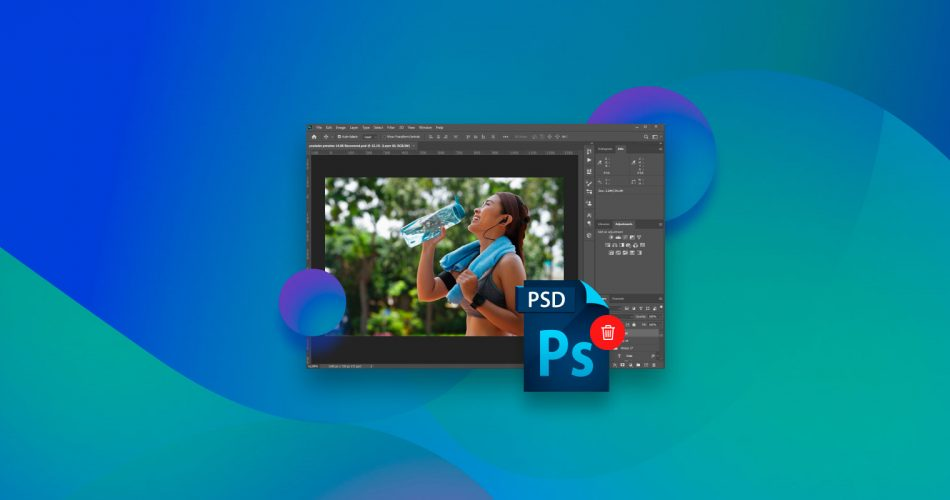 Recover Unsaved or Deleted Photoshop Files