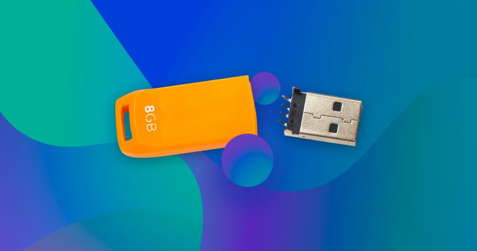 Recover Files from a Corrupted USB