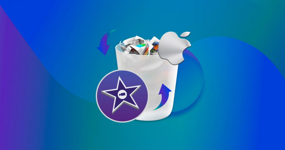 Recover Deleted or Missing iMovie Projects on Mac