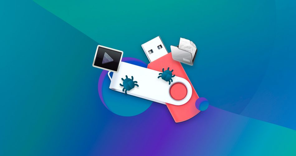 Recover Files from a Virus Infected USB Drive
