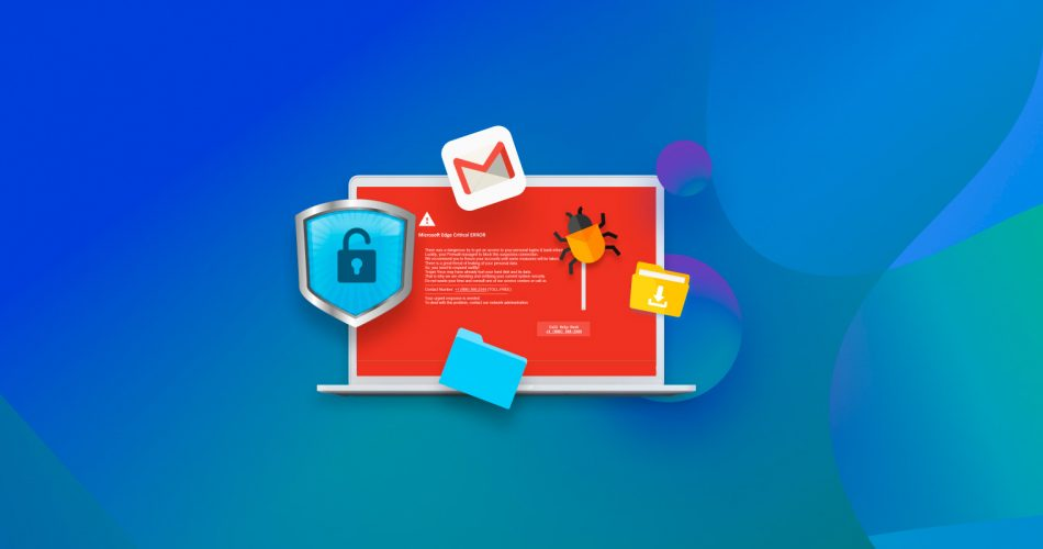 Recover files deleted by antivirus