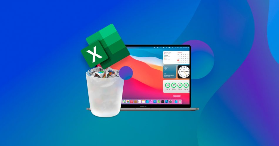 Recover Deleted or Unsaved Excel File on a Mac