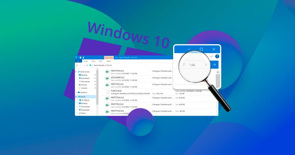Find Lost Missing Disappeared Files on Windows